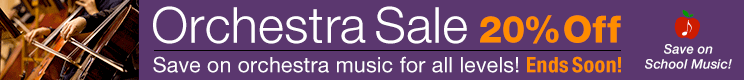 Orchestra Sale