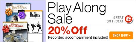 Play Along Sale