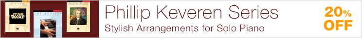 Phillip Keveren Series Sale - save 20% on arrangements of piano sheet music for church, home, or just for fun!